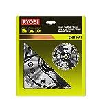 Ryobi CSB184A1 Kreissägeblatt für R18CS7-0, Silber, 184 mm