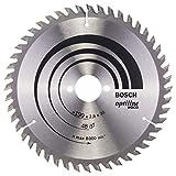 Bosch Professional Kreissägeblatt Optiline Wood (für Holz, 190 x 30 x 2,6 mm, 48 Zähne, Zubehör Kreissäge)