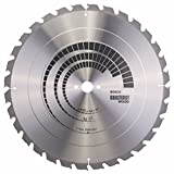 Bosch Professional Kreissägeblatt Construct Wood (Holz, 450 x 30 x 3,8 mm, 32 Zähne, Zubehör Kreissäge)