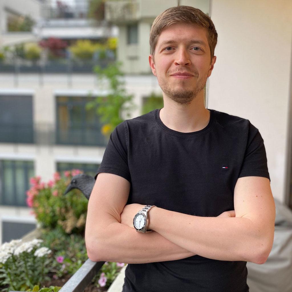 Tobias Gebauer HolzIQ