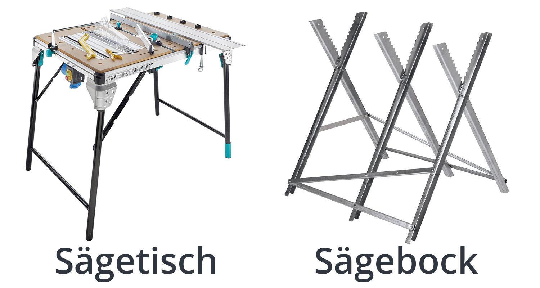 Sagetische Und Spanntische Bosch Wolfcraft Keter Black Decker
