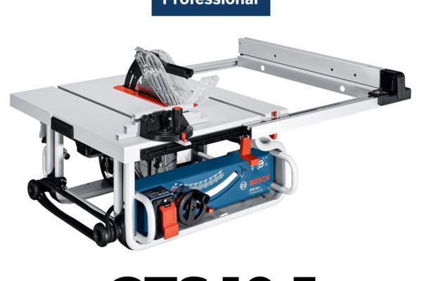 Bosch GTS 10 J Professional Tischkreissäge