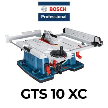 Bosch Profesional GTS 10 XC Tischkreissäge Test