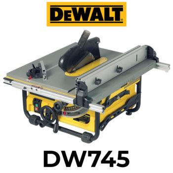 DeWalt DW745 Tischkreissäge