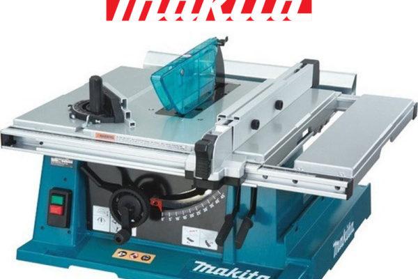 Makita 2704N Tischkreissäge im Test