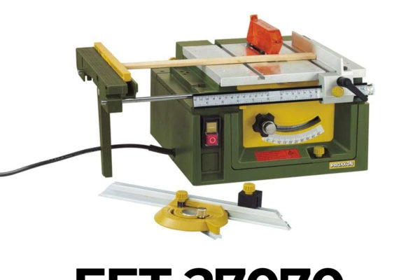 Proxxon FET 27070 Tischkreissäge