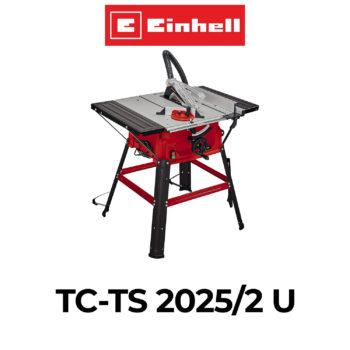 Einhell TC-TS 2025/2 U Tischkreissäge Test