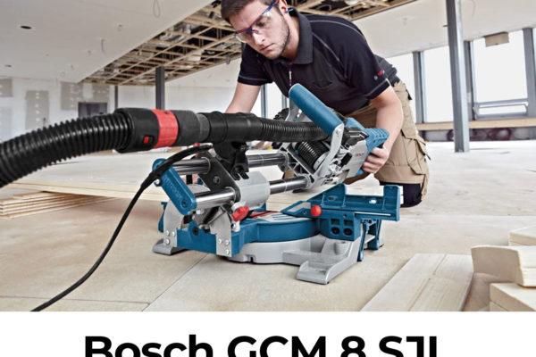Bosch GCM 8 SJL Paneelsäge Test und Vergleich