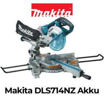 Makita DLS714NZ Akku-Kappsäge im Test